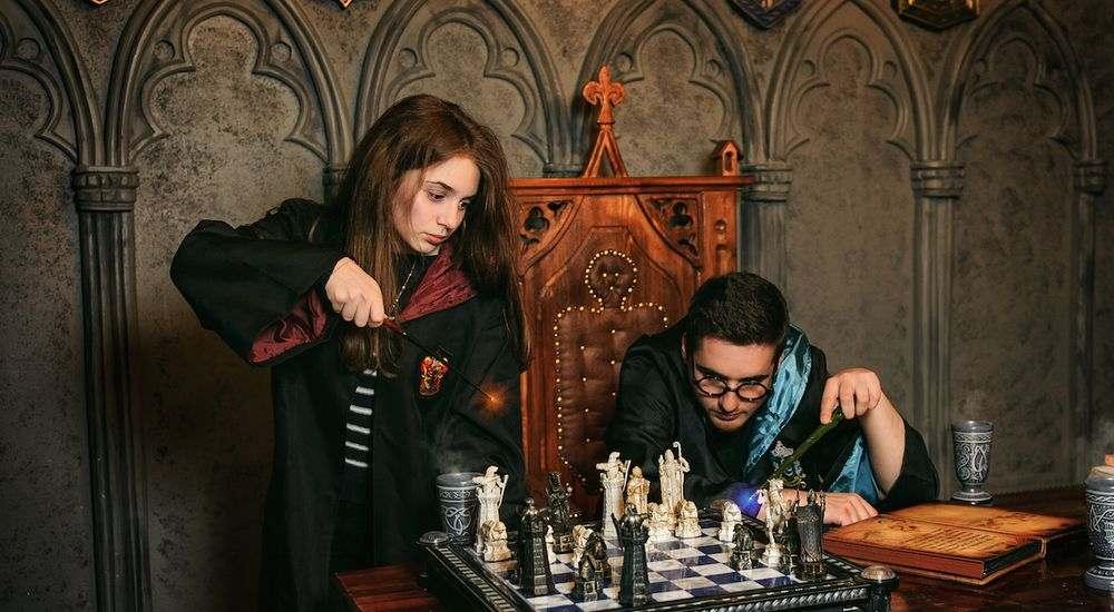 Фото квеста Школа магии Москва TruExit