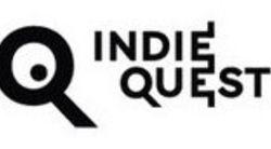 Логотип IndieQuest - огранизатора квестов в реальности, живых квестов - вырбраться из комнаты в городе Москва