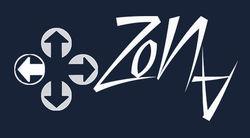 Логотип ZoNa - огранизатора квестов в реальности, живых квестов - вырбраться из комнаты в городе Москва
