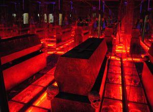 Квест в реальности Гробница графа Дракулы ExitGames Москва