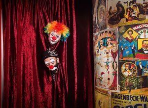 Квест Цирк на Таганке Клаустрофобия Москва