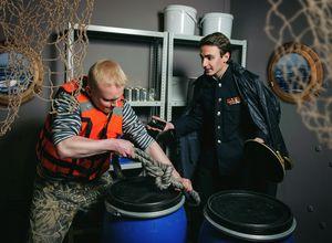 Квест в реальности Побег с корабля TruExit Москва