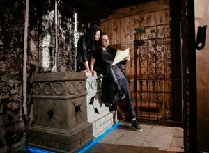 Квест Подземелье Вампира Rabbit Hole Санкт-Петербург