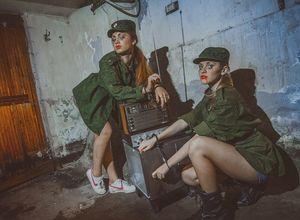 Квест Побег из бункера Под замком СПБ Санкт-Петербург