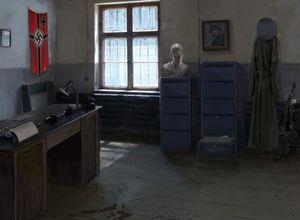 Квест Гестапо Запертые Москва