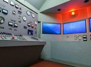 Квест в реальности Подводная лодка Room Quest Москва