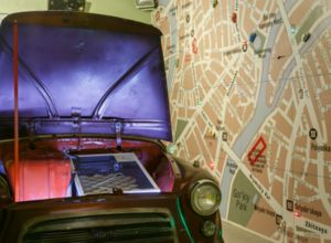 Квест в реальности Автосервис Room Quest Москва