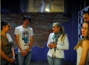 Квест Логово маньяка Lost Rooms Москва