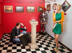 Квест в реальности Тайны музея Funlock Москва