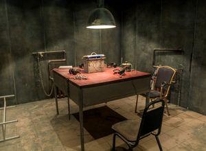 Квест в реальности Комната охраны Exit Москва