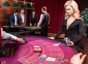 Квест VIP-зал казино Exit Москва