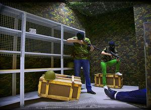 Квест Дело «черных копателей» Escape game Москва
