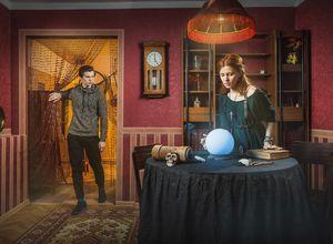 Квест Спиритический сеанс Клаустрофобия Санкт-Петербург