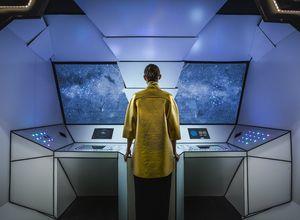 Квест в реальности Космическая одиссея Клаустрофобия Москва