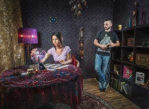 Квест в реальности Салемская ведьма Клаустрофобия Москва