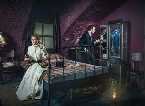Квест в реальности Дом призраков Клаустрофобия Москва