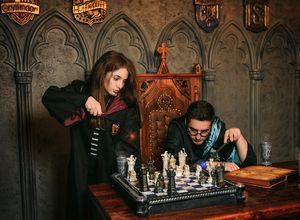Квест Школа магии TruExit Москва