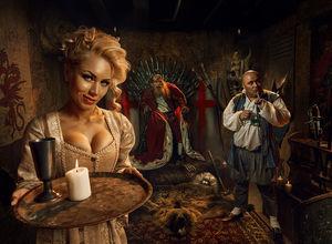 Квест в реальности Игра Престолов. 100 замков Погружение Москва