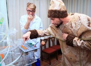 Квест Иван Васильевич меняет профессию ТриДевятое Царство Квестов Санкт-Петербург
