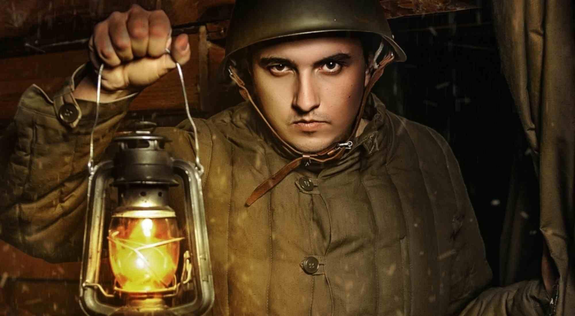 Фото квеста 1941-й: Битва за Москву Москва IndieQuest