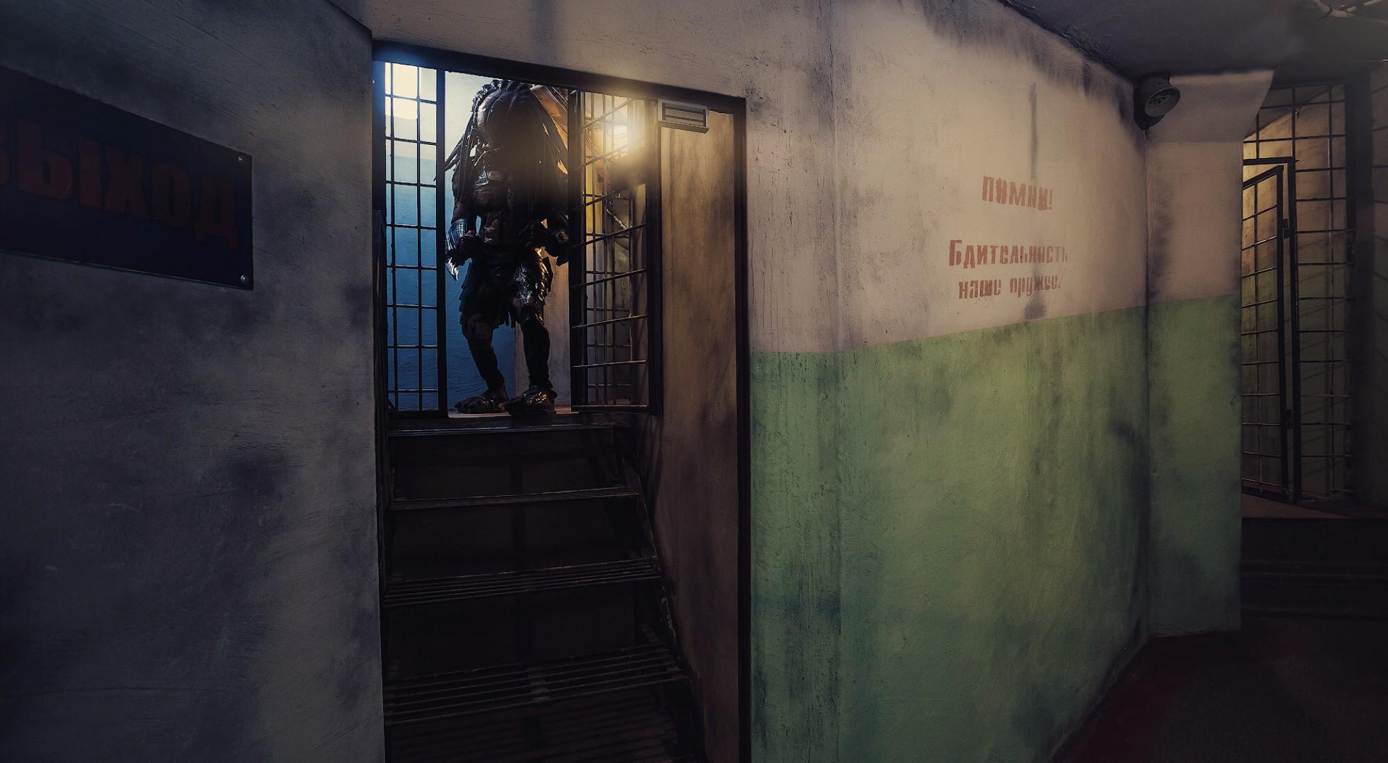 Фото квеста Инстинкт Москва Шокотерапия