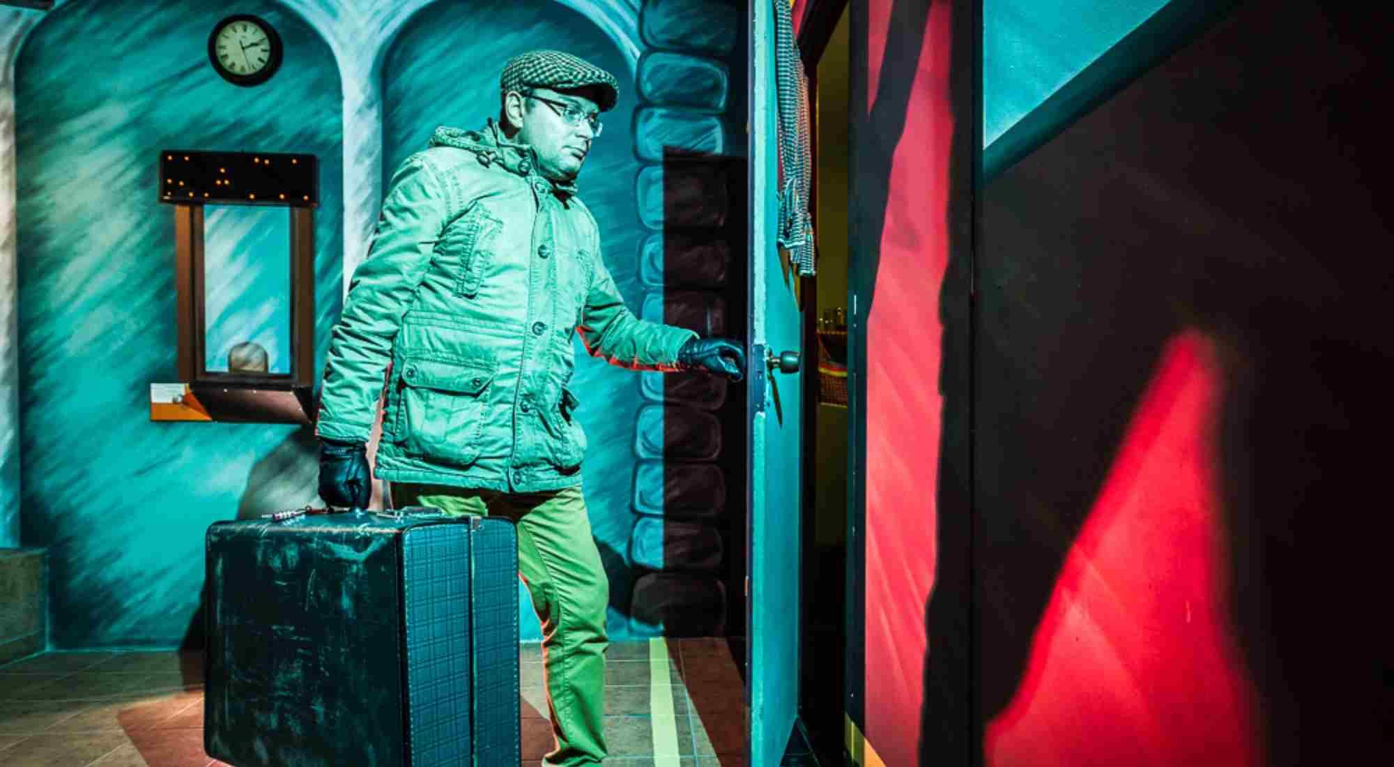 Квест в реальности Забытая станция Funlock Москва