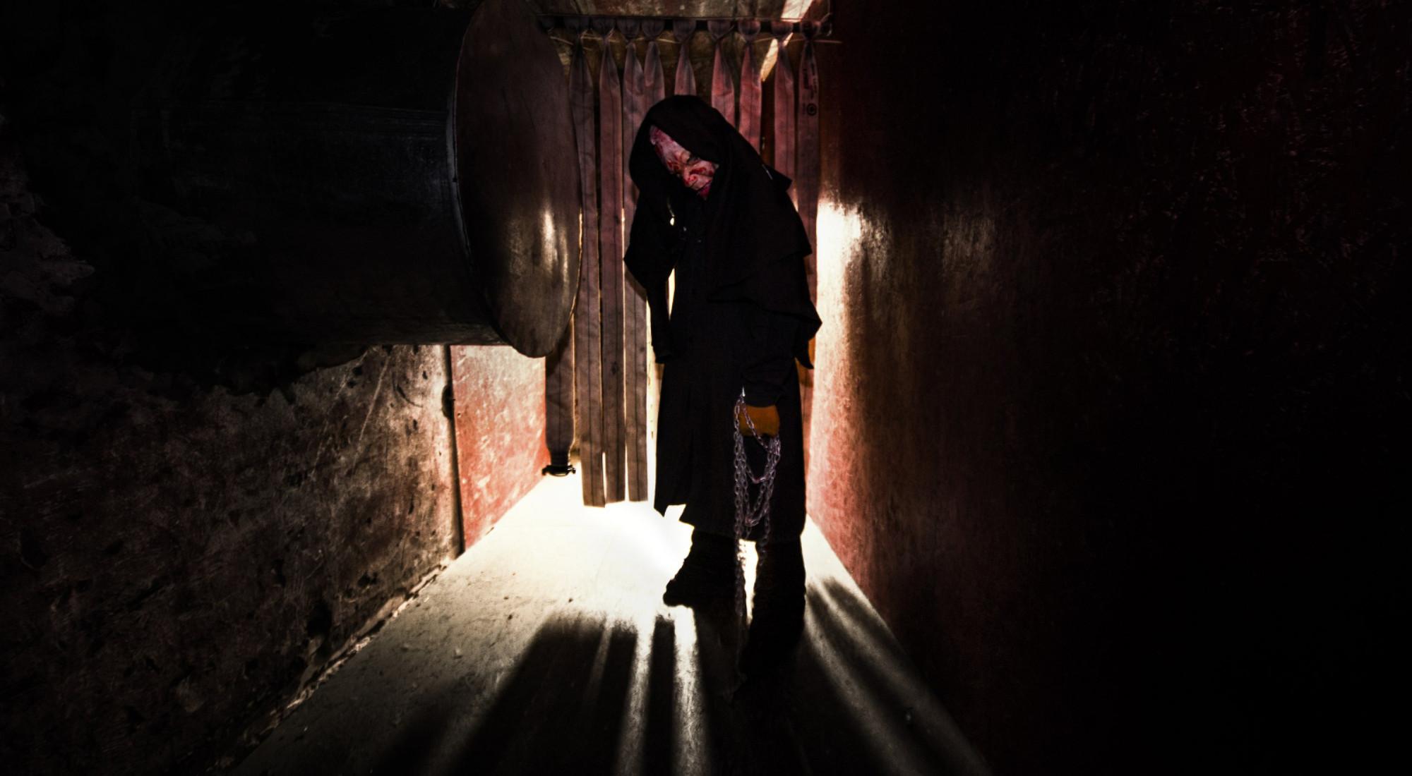 Фото квеста Жилец (Хоррор-перфоманс) Москва Клетка