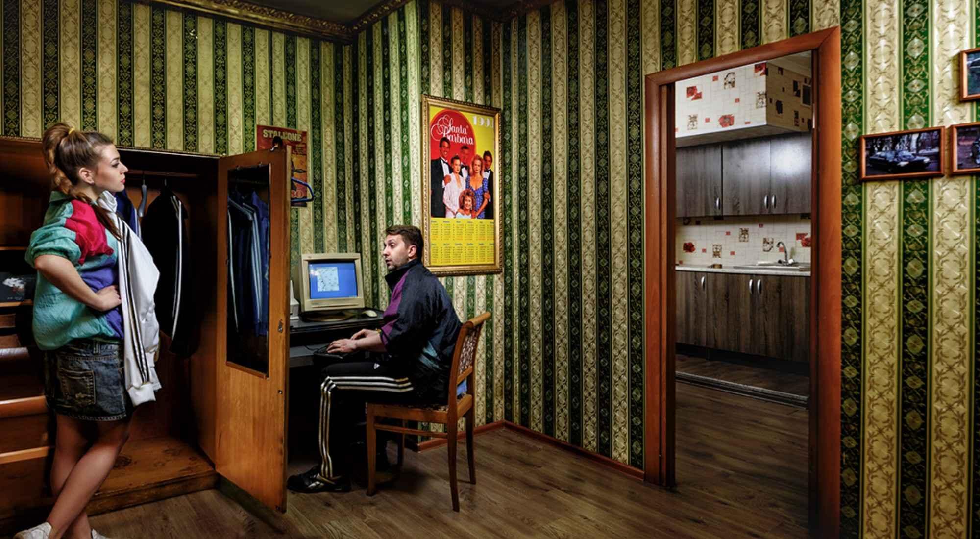 Квест Лихие 90е Questarium Москва
