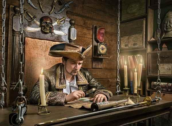 Квест Пираты Карибского моря LOST Москва