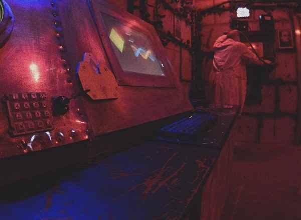 Квест Запретный эксперимент Adrenaline24 Москва