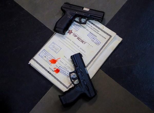 Квест Наемный убийца: Код красный Бункер-42 Москва