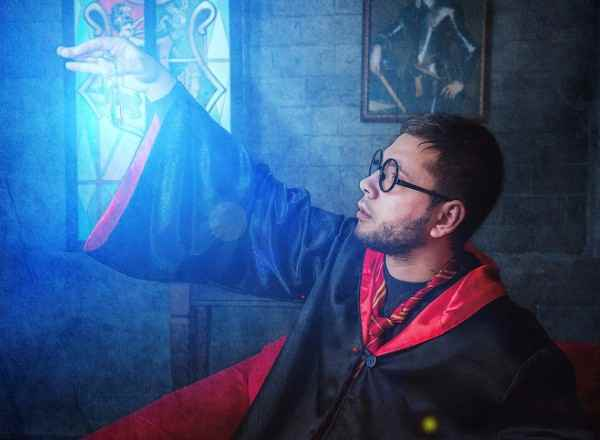 Квест В поисках крестража Квест-Хаус Волгоград