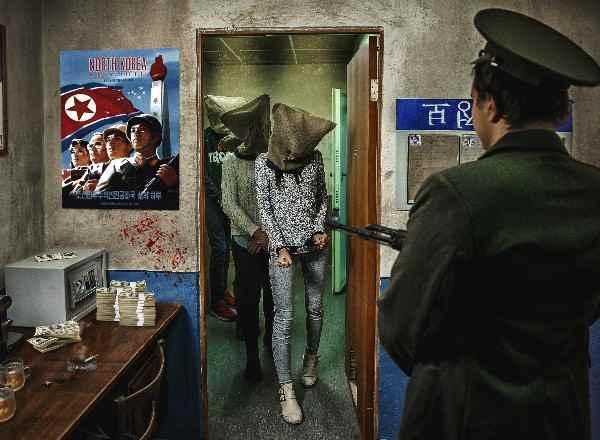 Квест Шпионская история: Посольство Северной Кореи undefined Москва