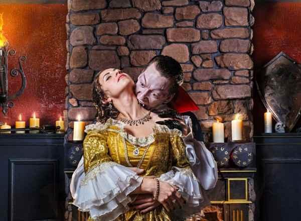 Квест в реальности Дракула LOST Москва
