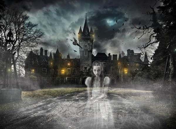 Квест в реальности Тайна поместья 2 iluzio Москва